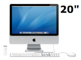 Refurbished Apple iMac MB323B/A 20 1 GB RAM 2.4GHz